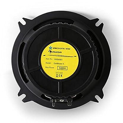 auna-Goldblaster-Auto-Lautsprecher-Autoboxen-Einbaulautsprecher-Paar-Einbau-Ablage
