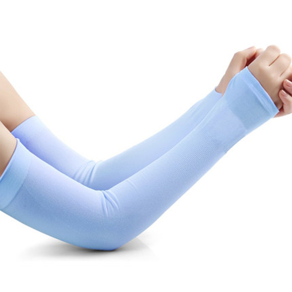 Honeststar-Arm-Sleeves-13-Paar-Outdoor-Sports-Arm-Warmers-Cooling-Atmungsaktive-Soft-UV-Schutz-Stretchy-Cover