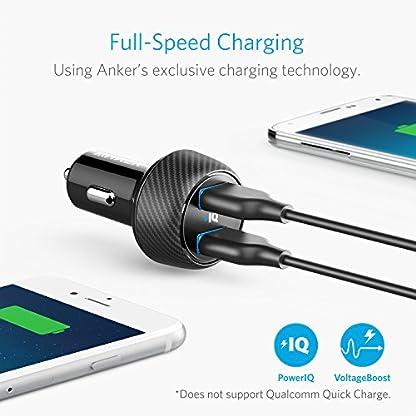 Anker-Auto-Ladegert-PowerDrive-2-Elite-24W-2-Port-Kfz-Ladegert-mit-PowerIQ-Technologie-fr-iPhone-iPad-AirMini-Samsung-Galaxy-alle-Smartphones-Tablets-Bluetooth-GertenPowerbank-und-mehr