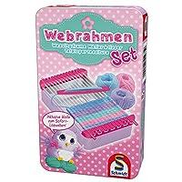 Schmidt-51275-Webrahmen-Set-Kinderspiel
