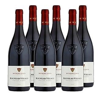 Beaujolais-Villages-AC-Vielles-Vignes-Mommessin-Rotwein-Frankreich-2017-trocken-6x-075-l