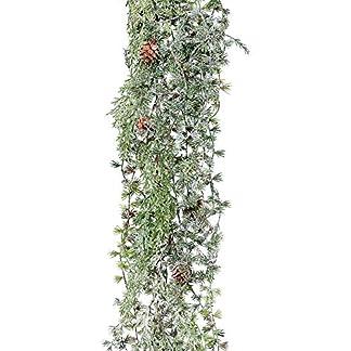 TGG-Lrchenranke-mit-Zapfen-125-Meter-gefrostet-sehr-fllig-Kunststoff