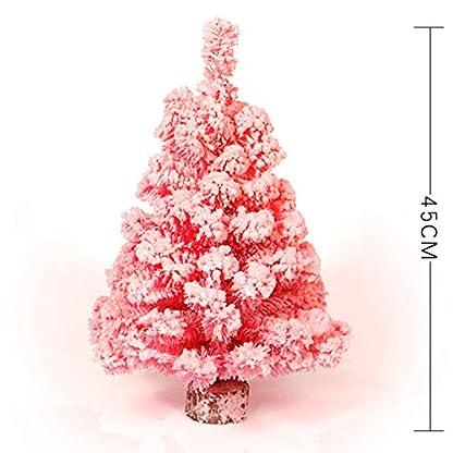 FASFF-Weihnachtsbaum-Farbverlauf-Weihnachtsbaum-Dekoration-Mini-Bonsai-Baum-Dekoration-fr-Zuhause-Weihnachtsdekoration-Einkaufszentrum-Hotelbedarf