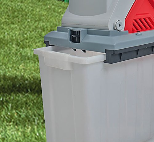 IKRA-Elektro-Gartenhcksler-Messerhcksler-IEG-2500-inkl-Fangbox-50l-2500W-langlebige-Wendemesser