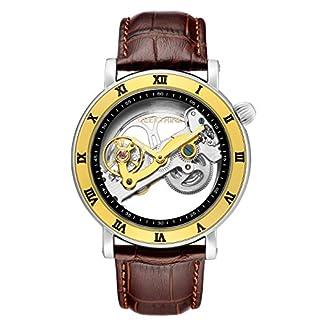 affute-Automatische-Tourbillon-Uhren-Herren-Classic-Skelett-Lederband-self-wind-Analog-Mechanische-Armbanduhr-Braun