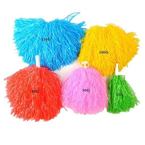 2-PCS-Super-Gro-Cheerleading-Pom-Poms-BallSport-Dance-Fancy-Kleid-Night-Hen-Party-Kunststoff-POM-POM-fr-Sport-Team-Spirit-Jubelnde–8-Kunststoff-Farben-015-kgPC