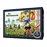 SPIKA-Spiele-190025-Im-Mrchenwald-Replika-Edition-des-beliebten-DDR-Klassikers