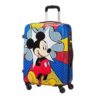 American-Tourister-Disney-Legends-Spinner-6524-Alfatwist-Koffer-65-cm-625-L-Mickey-Flash-Pop
