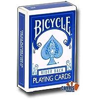Bicycle-Mini-Blau-US-Playing-Card-Company