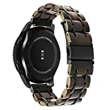 TRUMiRR-Gear-S3-ClassicFrontier-Holz-Armband-22mm-Natrliches-Holz-Edelstahl-Armband-Quick-Release-Uhrenarmband-fr-Samsung-Gear-S3-FrontierClassic-Smartwatch