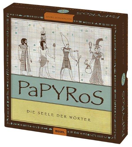 Moses-90135-PaPYRoS-Die-Seele-der-Wrter