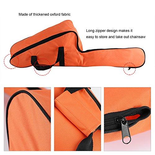 20-inch-Orange-Oxford-Chainsaw-Tragetasche-Kettensge-Aufbewahrungskoffer-Portable-Bag