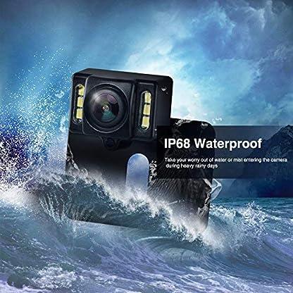BOSCAM-B1-wasserdichte-Rckfahrkamera-mit-6-LEDs-fr-Nachtsicht-HD-Backup-Camera-mit-170Weitwinkel-und-Hilfslinien-Reverse-Camera-mit-3M-Kleber-passt-zu-universal-EU-Nummernschild