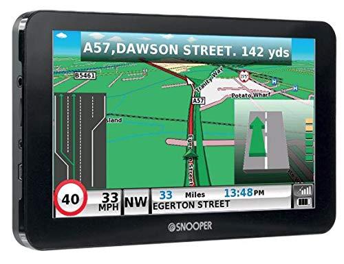 Snooper-Truckmate-PRO-S8110-LKW-Navigationssystem-Kontinent