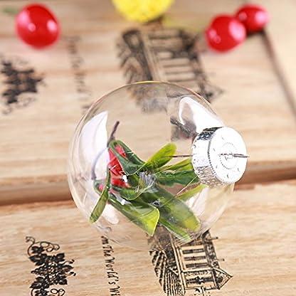 MagiDeal-Weihnachtskugeln-Transparent-Verzierung-DIY-Kunststoff-Kugel-Christbaumschmuck-in-verschiedenen-Gren