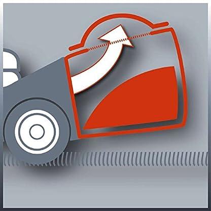 Einhell-Benzin-Rasenmher-GC-PM-40-S-P-12-kW-99-cm-Schnittbreite-40-cm-5-stufige-zentrale-Schnitthhenverstellung-Fangsack-50-l