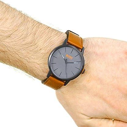 Hugo-Boss-Orange-Herren-Armbanduhr-Quarz-mit-Leder-Armband-1550054