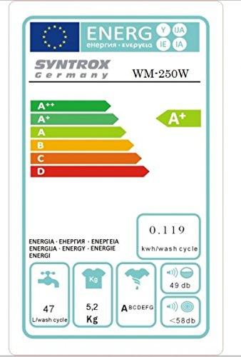Syntrox-Germany-A-52-Kg-Waschmaschine-mit-Pumpe-und-Schleuder-Campingwaschmaschine-Mini-Waschmaschine
