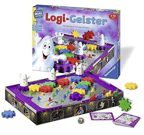 Ravensburger-25042-Logi-Geister-Lernspiel