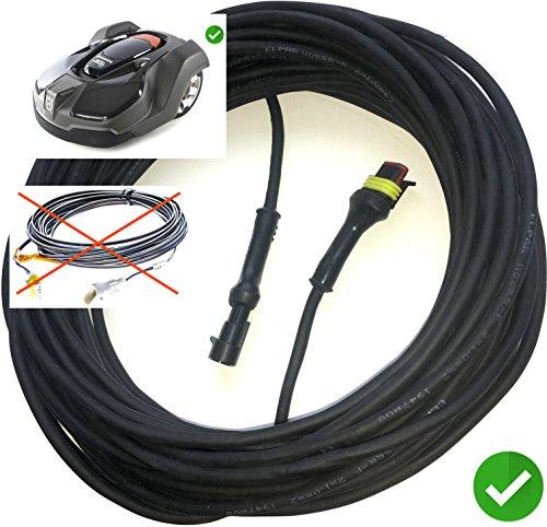 Transformator-Kabel-fr-Husqvarna-Automower-Mhroboter–Niederspannung–fr-Modelle-440-450X-520-550–Ersatzteile-fr-Ladestation
