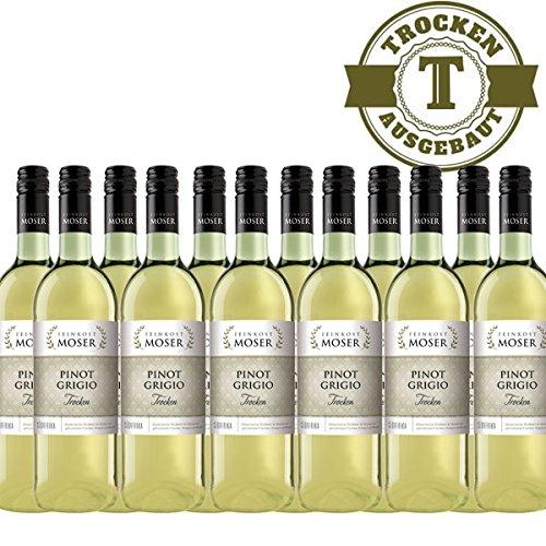 Weiwein-Feinkost-Moser-Pinot-Grigio-trocken-9x075l-VERSANDKOSTENFREI