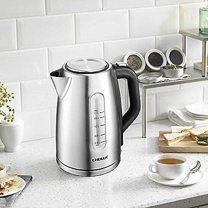 CHULUX-Wasserkocher-elektrisch-2200-Watt-17-Liter-Edelstahl-mit-LCD-Anzeige-Temperatureinstellung-Warmhaltefunktion-automatische-Abschaltung-Trockenlaufschutz-berhitzschutz-BPA-frei