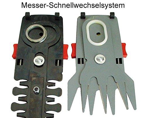 IKRA-Akku-Grasschere-Strauchschere-2in1-IGBS-1054-LI-72V-Laufzeit-max-175-Min-inkl-Akku-Ladegert-Tasche