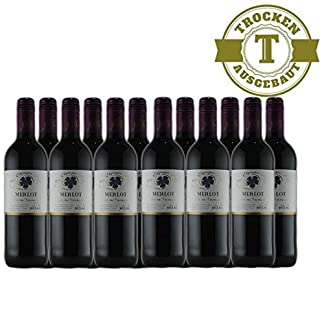 Rotwein-Frankreich-Jean-Dellac-Merlot-trocken-12x075L