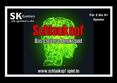 Schlaukopf-Das-clevere-Denkspiel-2-Auflage-von-SK-Games