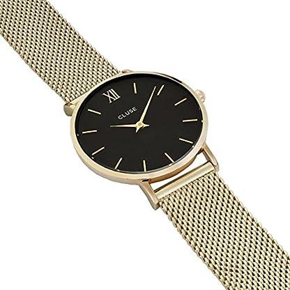 Cluse-Damen-Armbanduhr-Analog-Quarz-Edelstahl-CL30012