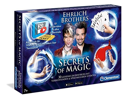 Unbekannt-Ehrlich-Brothers-Secrets-of-Magic-Zauberkasten