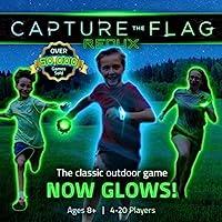 Capture-the-Flag-REDUX-Erobere-Die-Flagge-REDUX-Das-einzigartige-LED-Abenteuer-Gelnde-Rollen-Spiel-fr-Klassenausflge-Geburtstagsfeiern-Teamaufbau-oder-Freizeit-Spa-Outdoor-Indoor