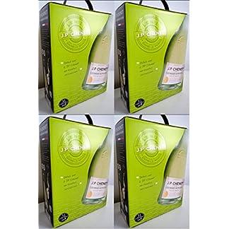 4-x-JP-CHENET-COLOMBARD-SAUVIGNON-FRANKREICH-3-Liter-BAG-IN-BOX-Incl-Goodie-von-Flensburger-Handel