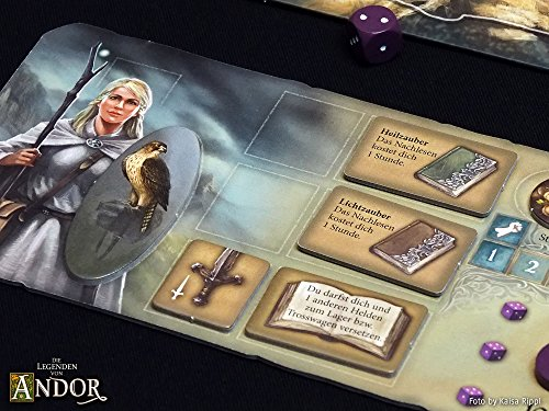 KOSMOS-Spiele-692803-Die-Legenden-von-Andor-Teil-III-Die-letzte-Hoffnung-Strategiespiel