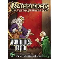 Verhandlungskarten-Pathfinder-Abenteuerkartenspiel