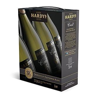 3x-HARDYS-CREST-CHARDONNAY-SAUVIGNON-BLANC-BAG-IN-BOX-3L-Incl-Goodie-von-Flensburger-Handel