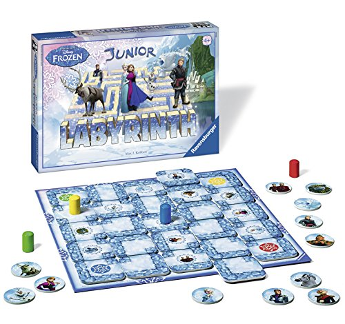Ravensburger-22314-Disney-Frozen-Junior-Labyrinth