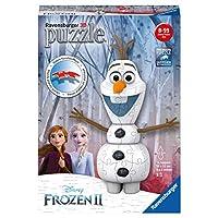 Ravensburger-11157-Frozen-2-Olaf-54-Teile-3D-Puzzle