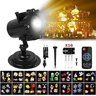 A-ANGG-weihnachtsbeleuchtung-LED-Projektionslampe-Weihnachten-Projektor-Beleuchtung-IP65-Projektionslampe-mit-16-Wechselbaren-Musters-Weihnachtslicht-Landschaft-Spotlight-fr-GeburtstagParty