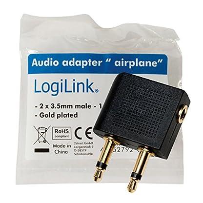 Hauptstadtkoffer-Spree-Hartschalen-Koffer-Trolley-4-Rollen-TSA-S-M-L-LogiLink-Flugzeug-Audio-Adapter