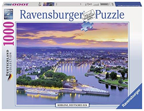 Ravensburger-Puzzle-19782-Koblenz-Deutsches-Eck