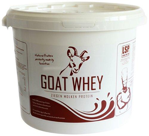 LSP Goat Whey (Ziegen Molken Protein) Schoko, 1er Pack (1 x 2.5 kg)