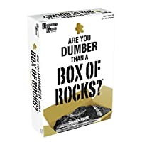 University-Games-1490-Are-You-Dumber-Than-a-Box-of-Rocks-Trivia-Spiel-Wei
