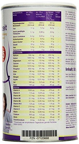 XLI.M Aktiv Aktivmahlzeit Vanille, 1er Pack (1 x 500 g)
