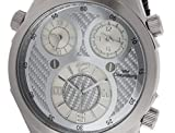 Cronenberg-Herren-Armbanduhr-Analog-Quarz-Leder-12072W1