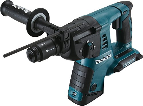 Makita-Akku-Bohrhammer-fr-SDS-PLUS-2-x-18-V-ohne-Akku-ohne-Ladegert-DHR264ZJ