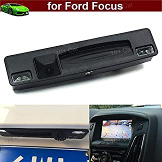 Fr-Ford-Focus-2015-2016-2017-Set-Auto-Kofferraum-Griff-Kamera-Backup-Parking