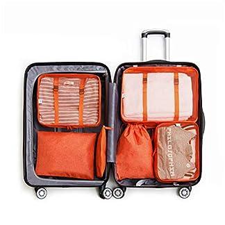 Kleidung-Lagerung-u0026-6-Stcke-Reise-Kleidung-Toilettenartikel-Cosmetic-Organizer-Groe-Kapazitt-Beutel-Packsack