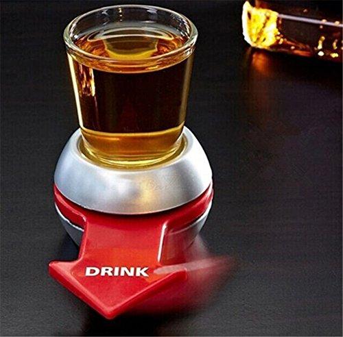 Interesting-Spin-The-Shot-Spinning-Schnapsglas-Trink-Neuheit-Geschenk-Spiel-Geschenkbox