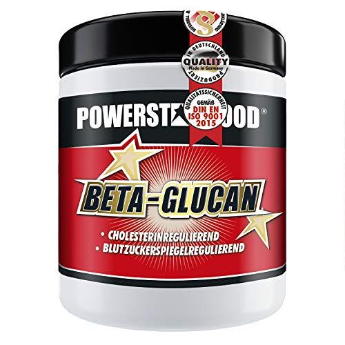 BETA-GLUCAN, Dose 300 g, Cholesterin- und Blutzuckerspiegel regulierend, Vegan. Gewichtsmanagement